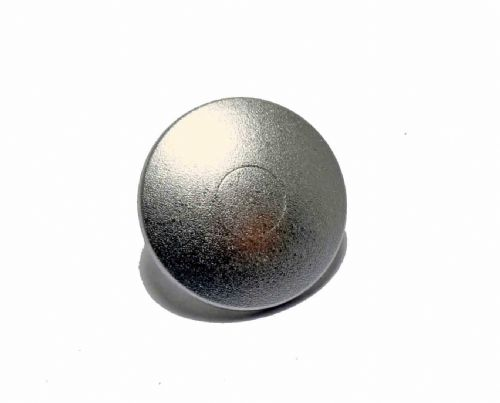 High Quality Shutter Button Soft Release Metal Convex Silver